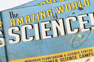 UNC- Morehead Planetarium Science Camp
